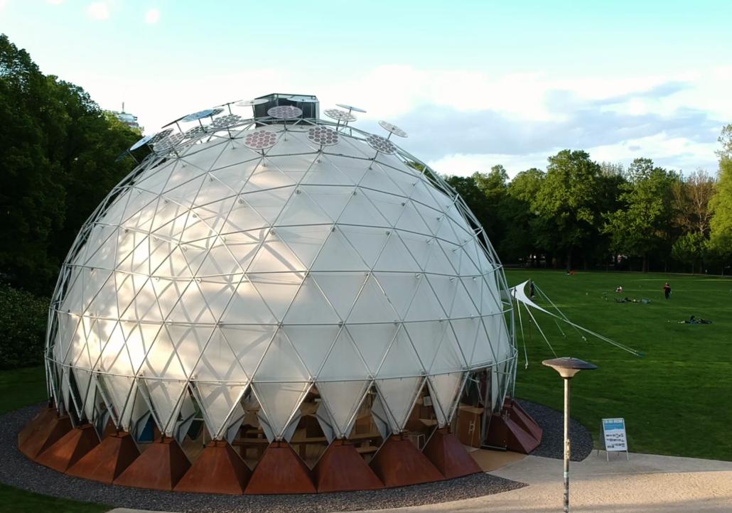 Klima-Pavillon (JENA)