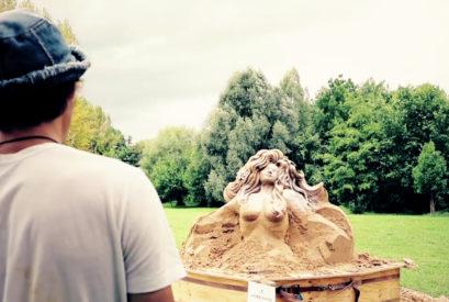 Sandskulpturen-Festival Jena