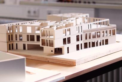 Umbau der Ernst-Abbe-Bücherei Jena stand 2020